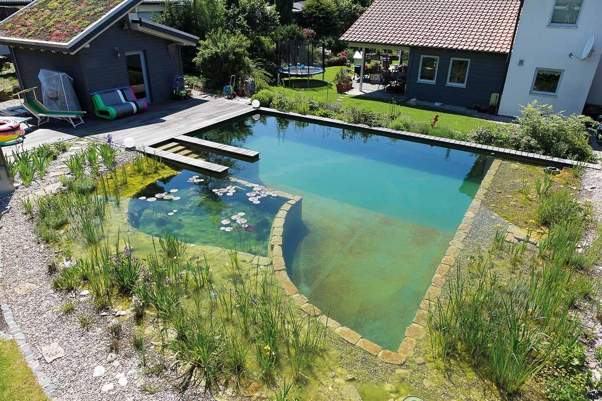 schwimmteiche im raum koblenz - limburg - wiesbaden
