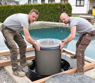 Facharbeiter Wasseranlagen